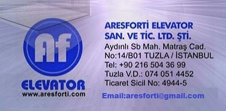 aresforti elevators factory